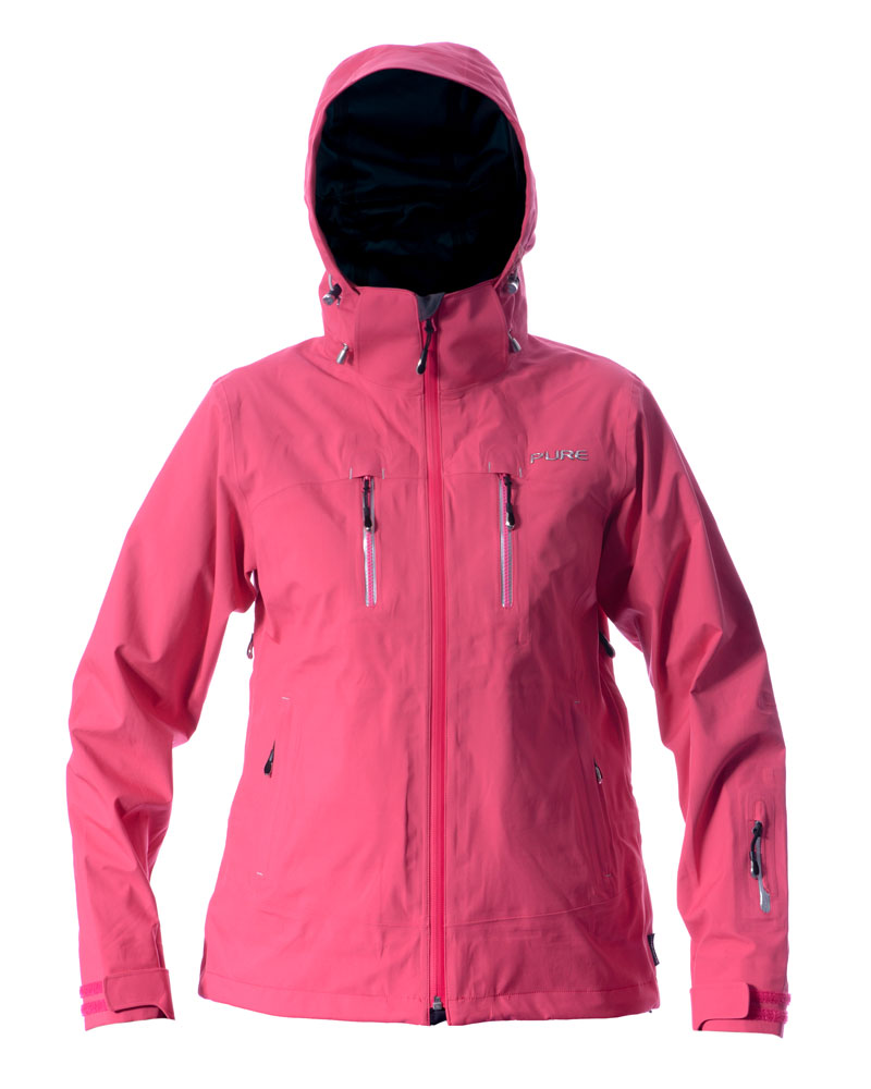 Monte Rosa Women's Jacket - Raspberry