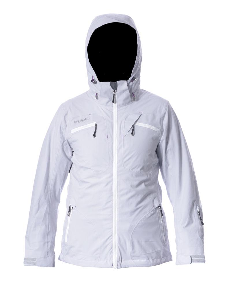 Matterhorn Women's Jacket - Silver