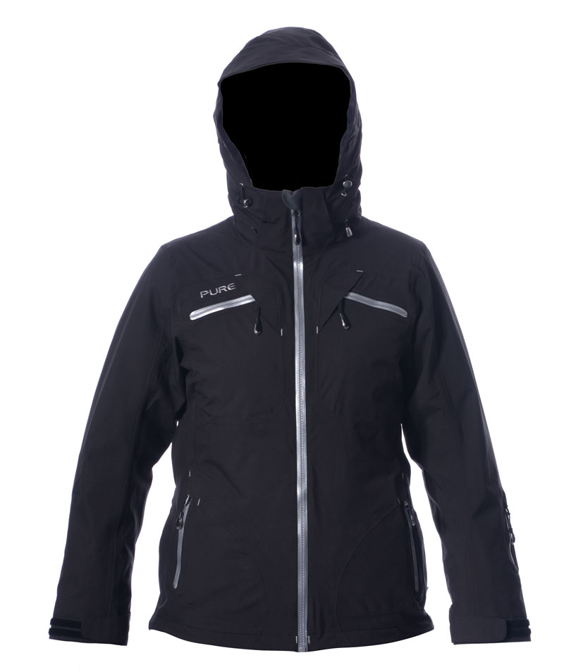 Matterhorn Women's Jacket - Black