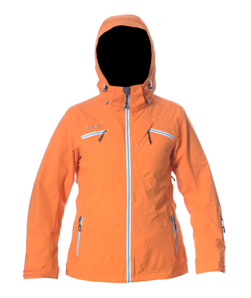 Matterhorn Women's Jacket - Orange