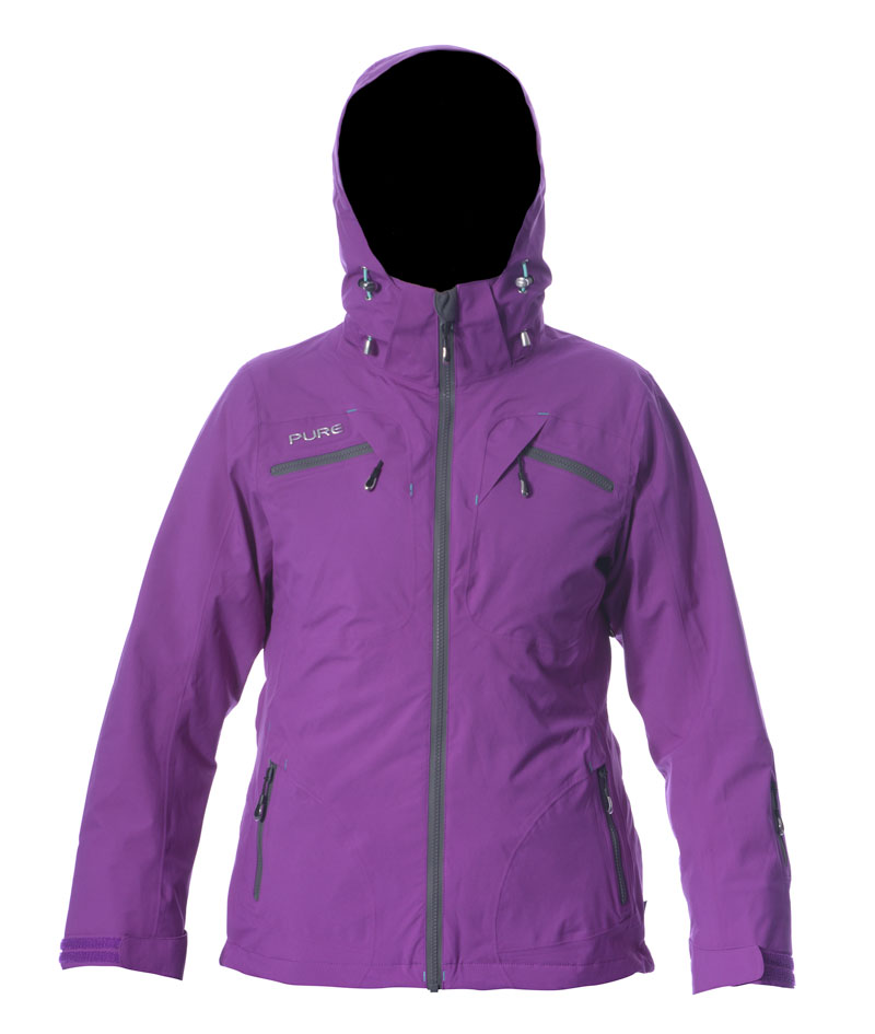 Matterhorn Women's Jacket - Grape