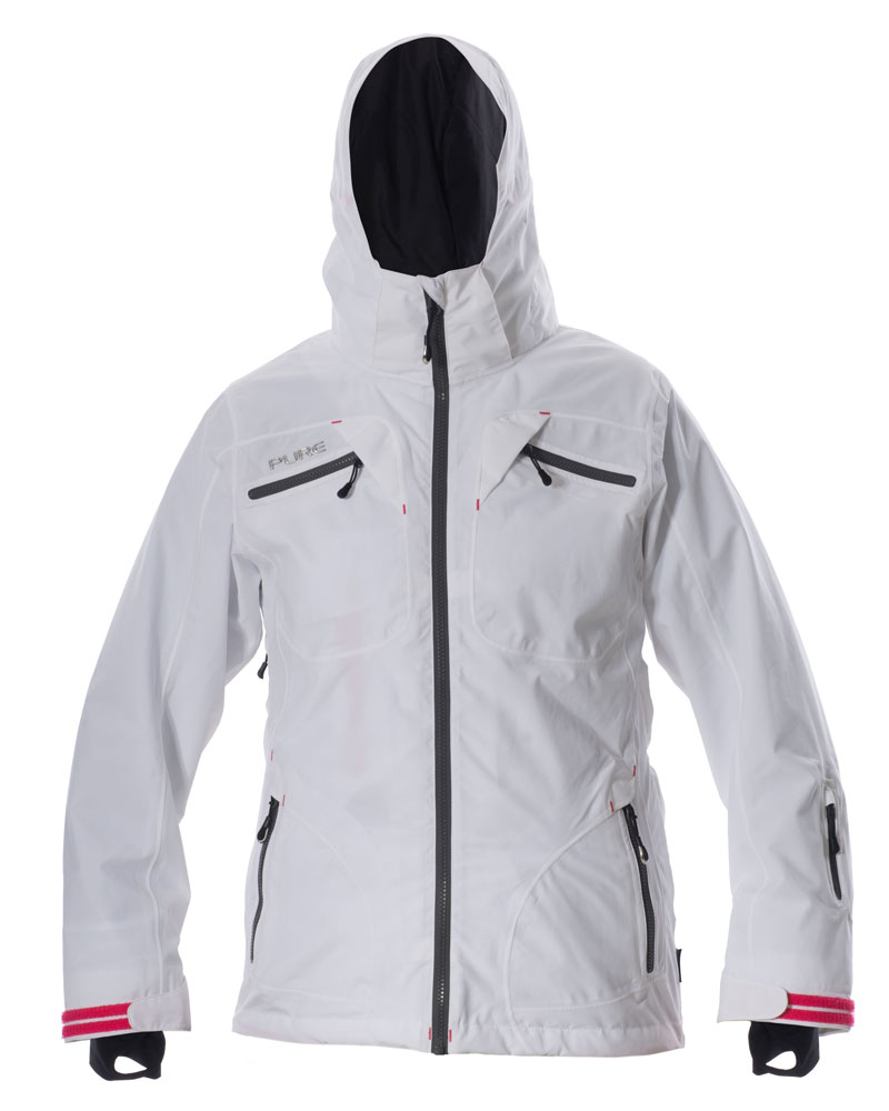 Matterhorn Women's Jacket - White
