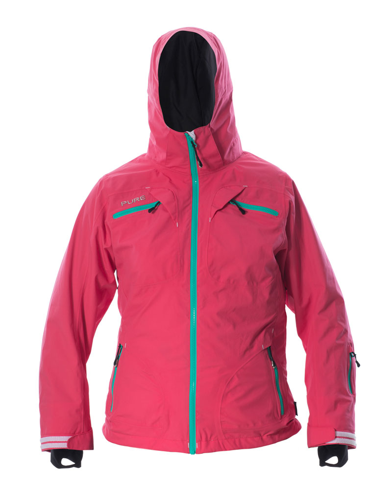 Matterhorn Women's Jacket - Raspberry