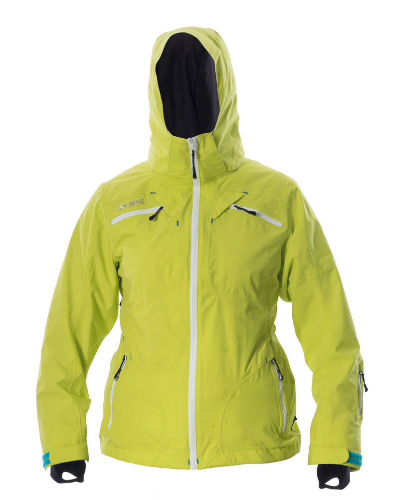 Matterhorn Women's Jacket - Lime