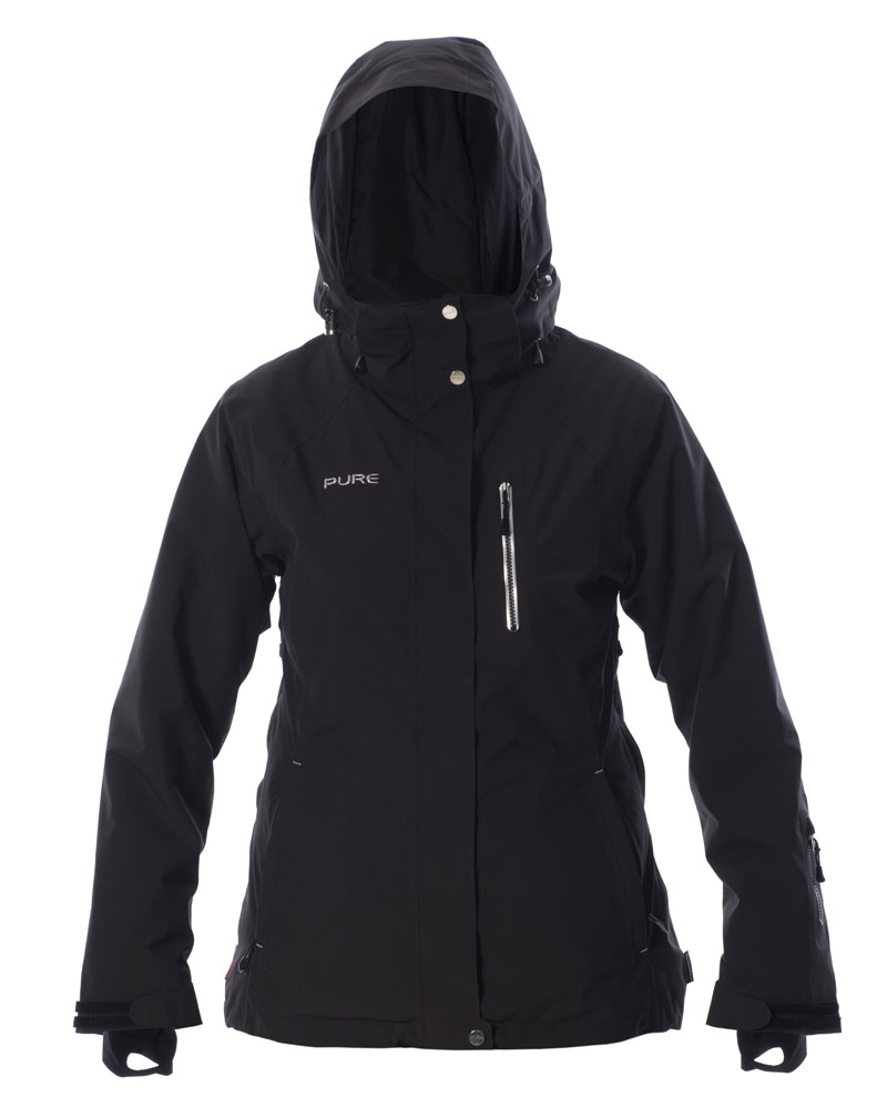 Chamonix Women's Jacket - Black