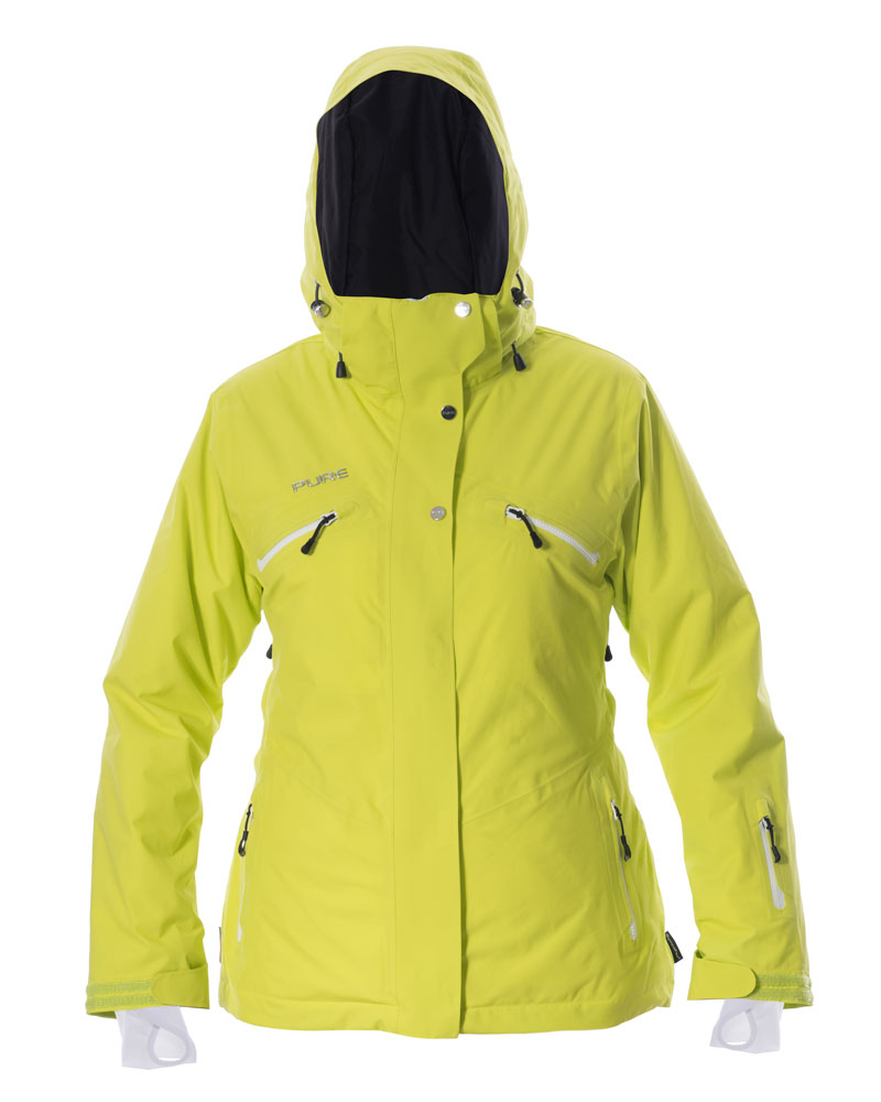 Cortina Women's Jacket - Lime