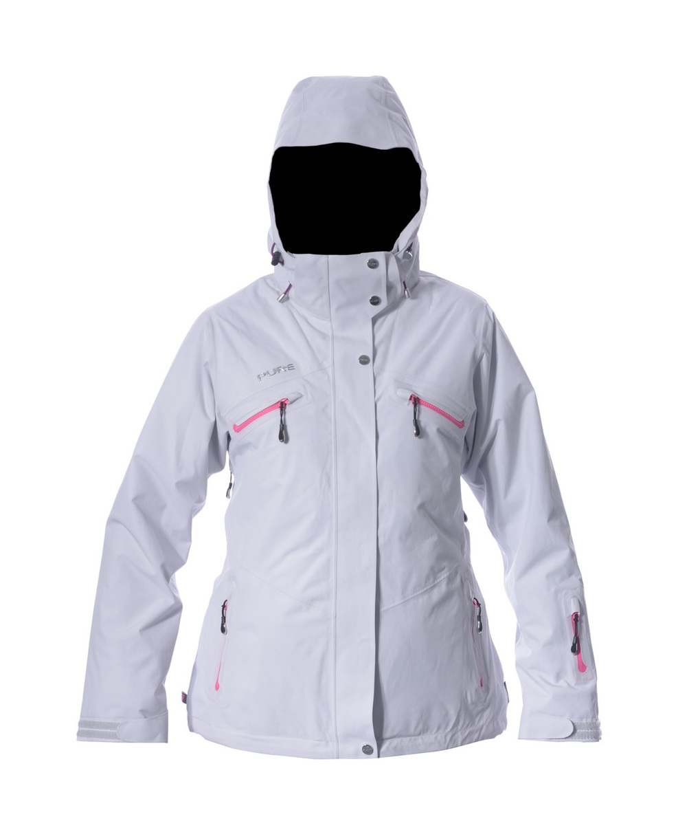 Cortina Women's Jacket - Silver