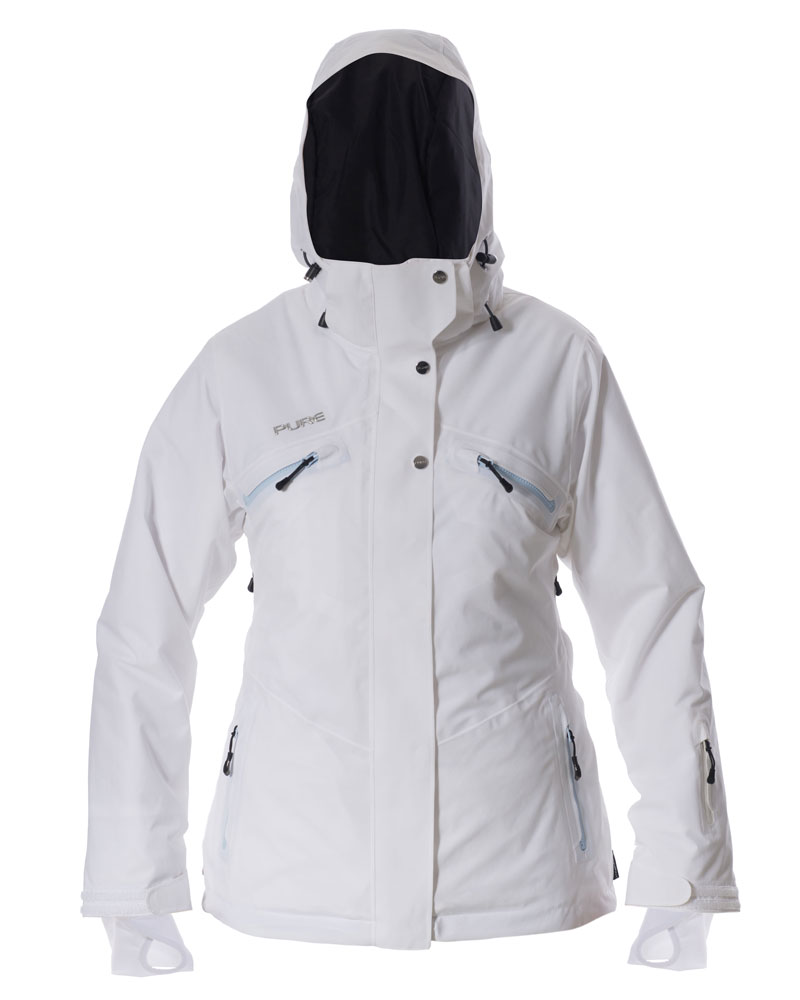 Cortina Women's Jacket - White