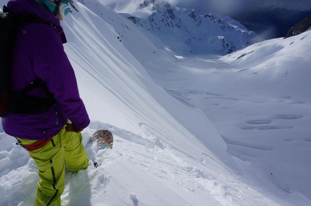 Pure Snow Snowboarding Alaska Alexa 2.JPG