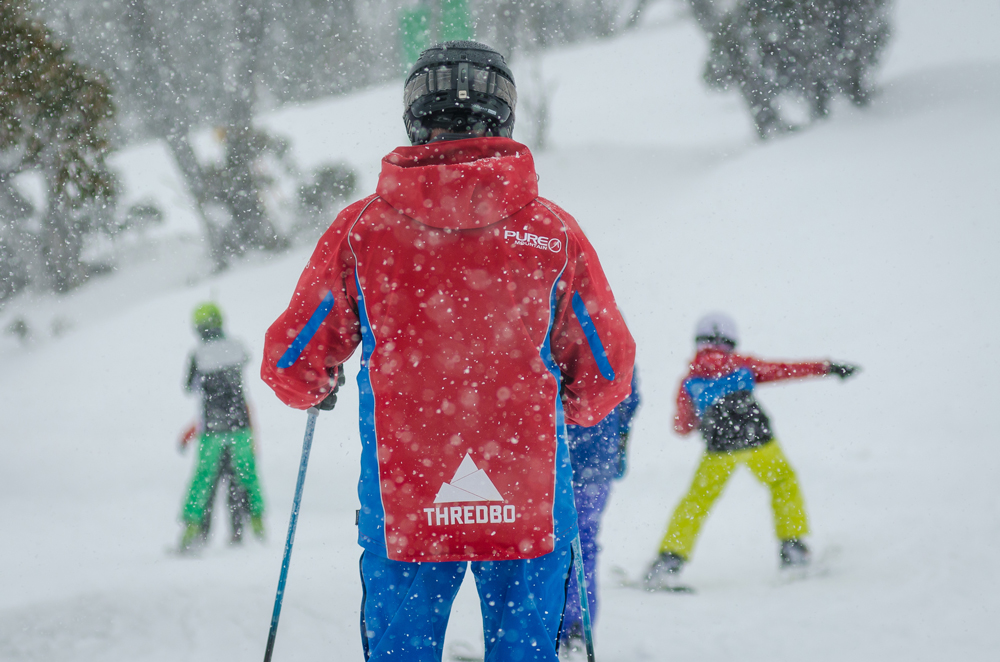 Thredbo and PURE - Snowsports Uniform Collaboration.