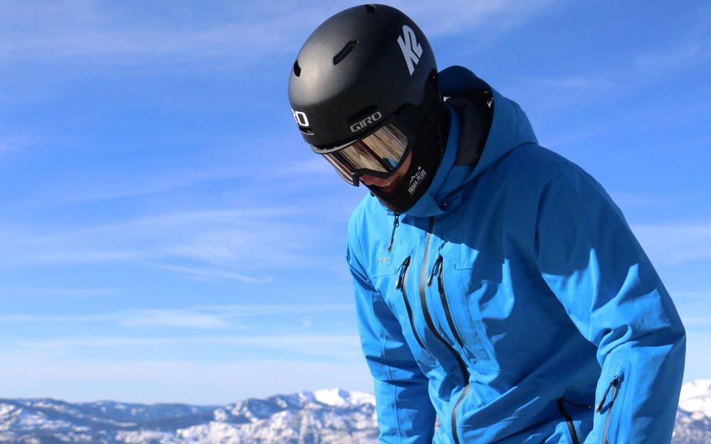 Pure Snow Sapporo Jacket - Notice