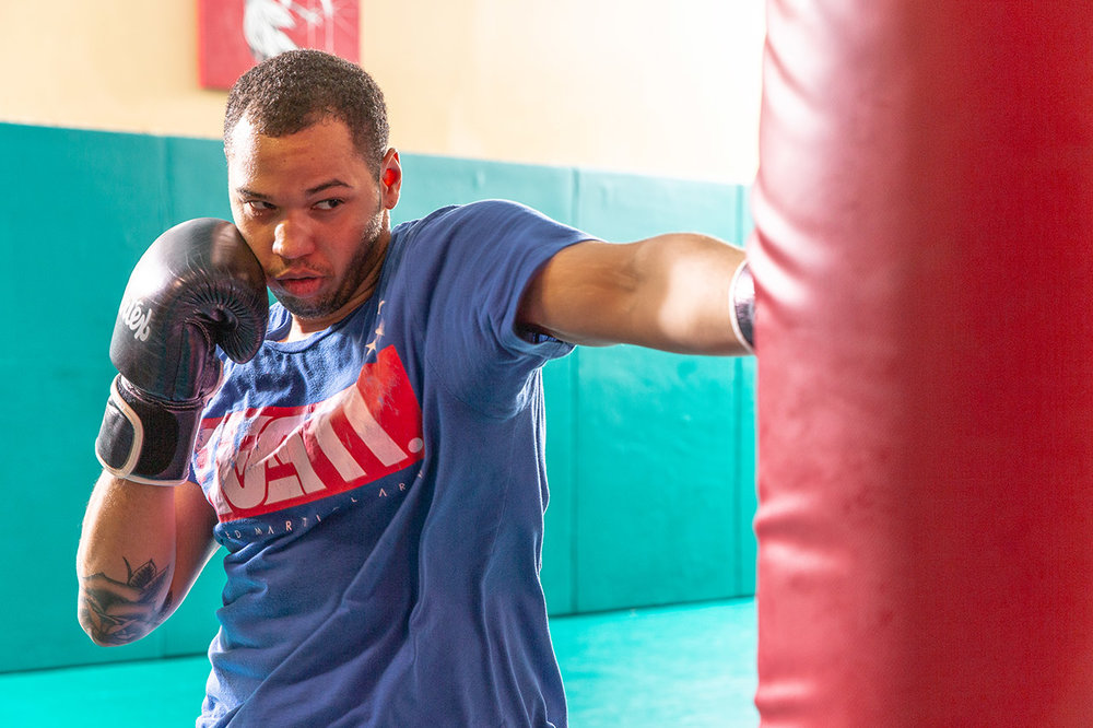 WESTERN BOXING -