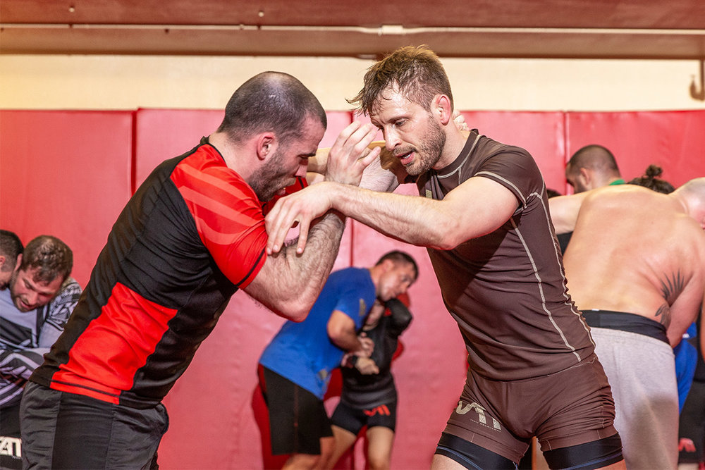 Wrestling -