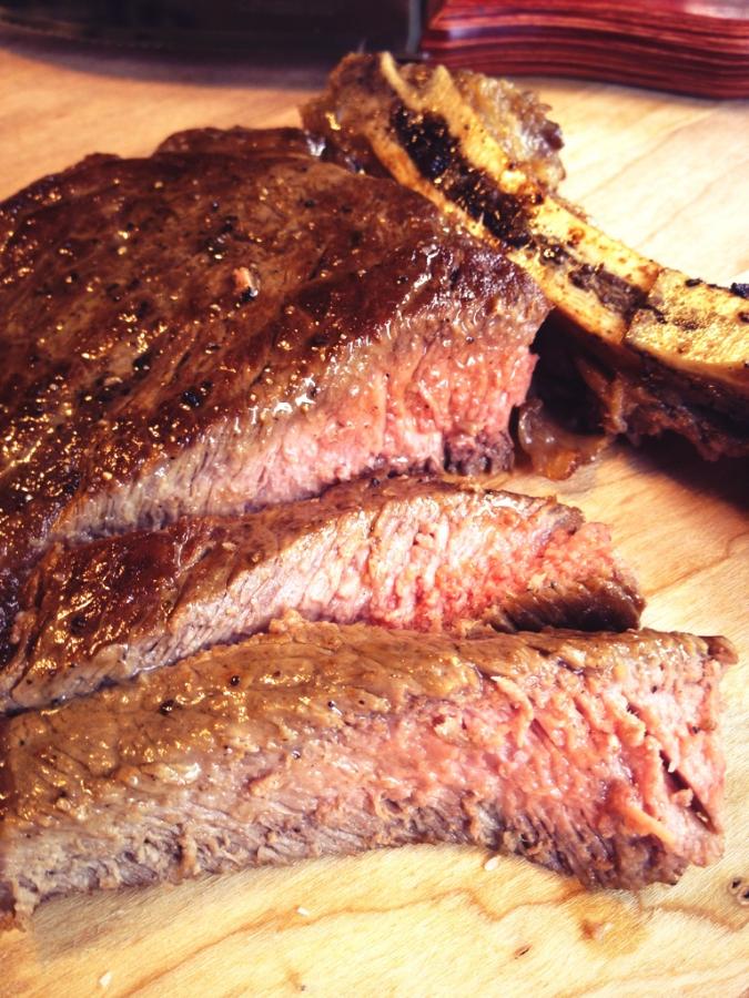 Martie Duncan Skillet Steak