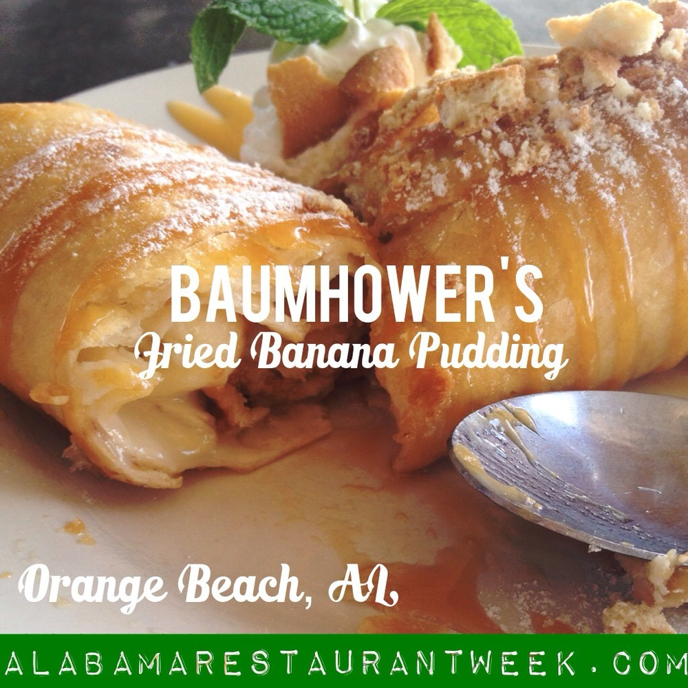Baumhowers Fried Banana Pudding.JPG