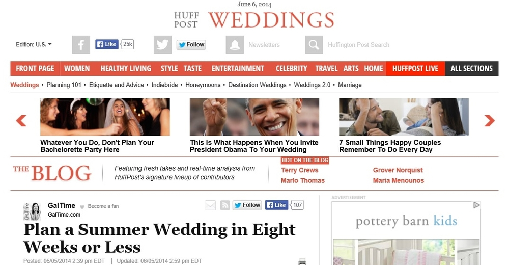 Huff Post Weddings Article Martie Duncan Summer Weddings.jpg