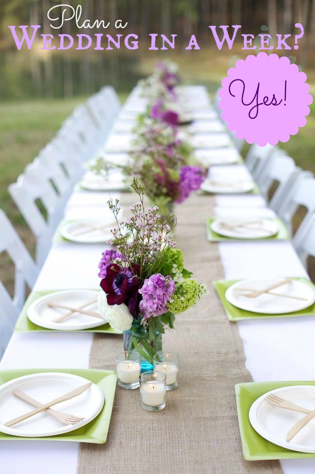 Affordable ideas for planning a farm style wedding Martie Duncan
