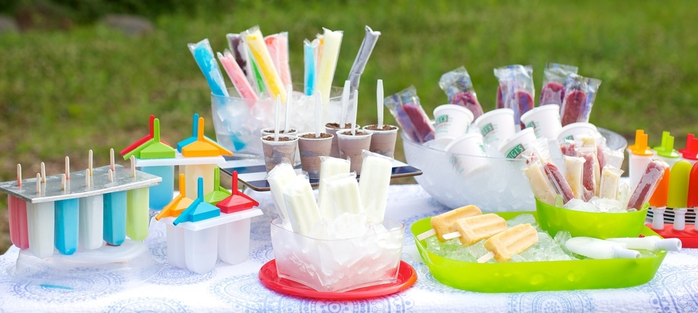Sixteen homemade popsicle recipes Martie Duncan
