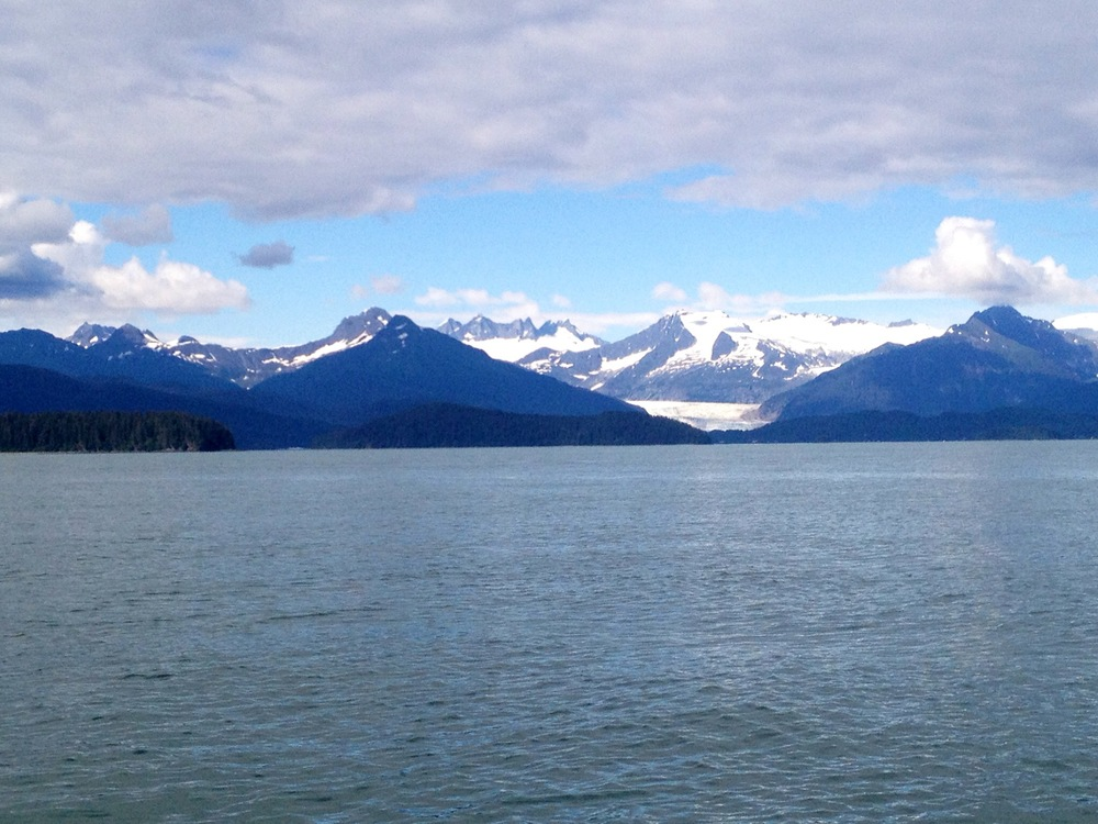 Martie on the Road: Juneau, Alaska July 2014
