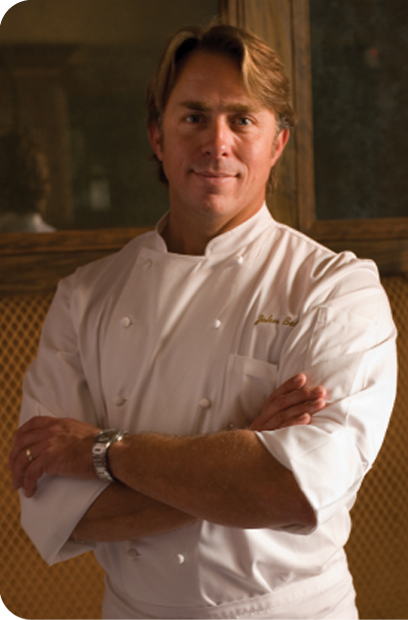 John Besh New Orleans chef Luke