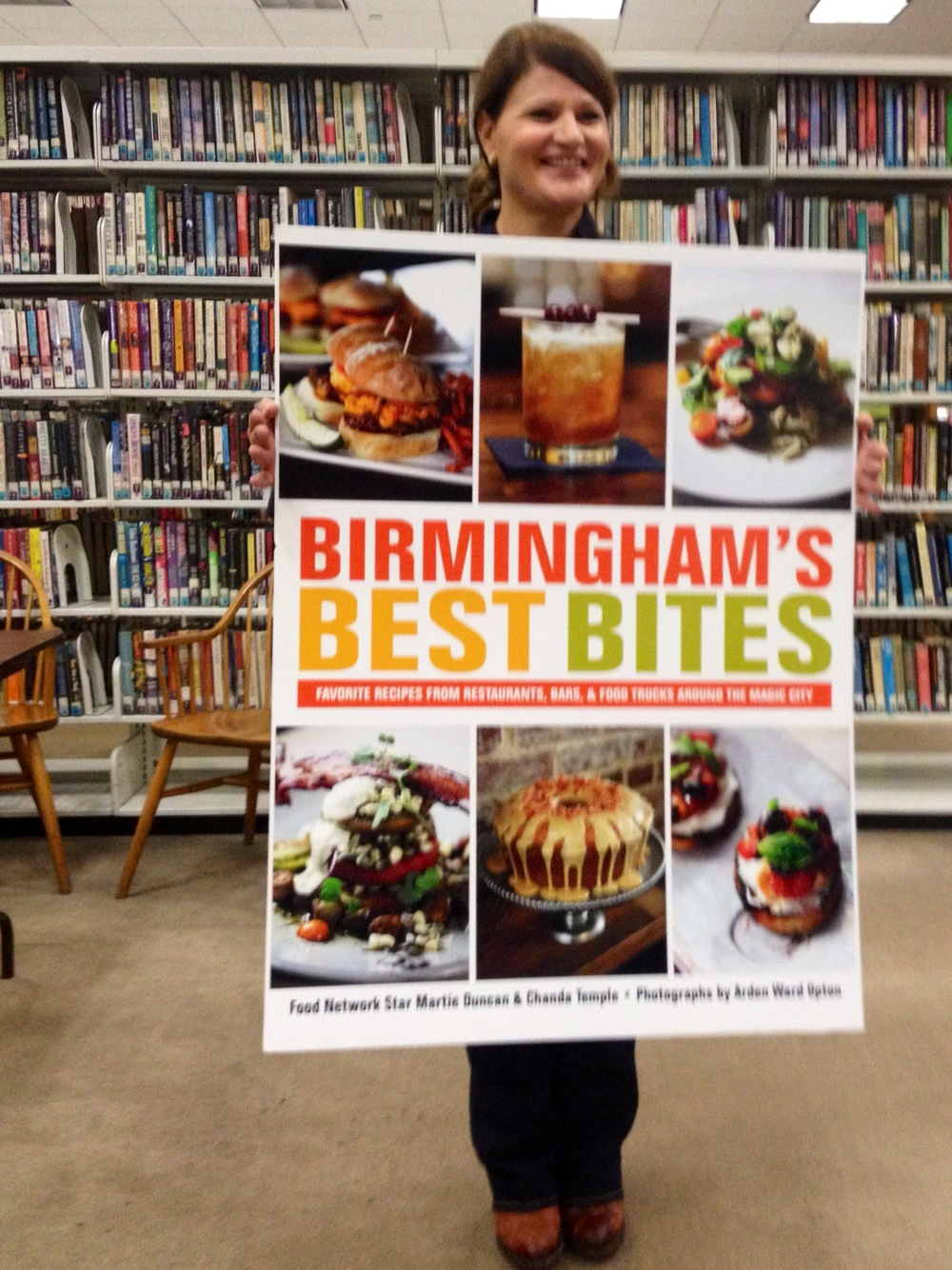 Birmingham's Best Bites cookbook launch party Martie Duncan
