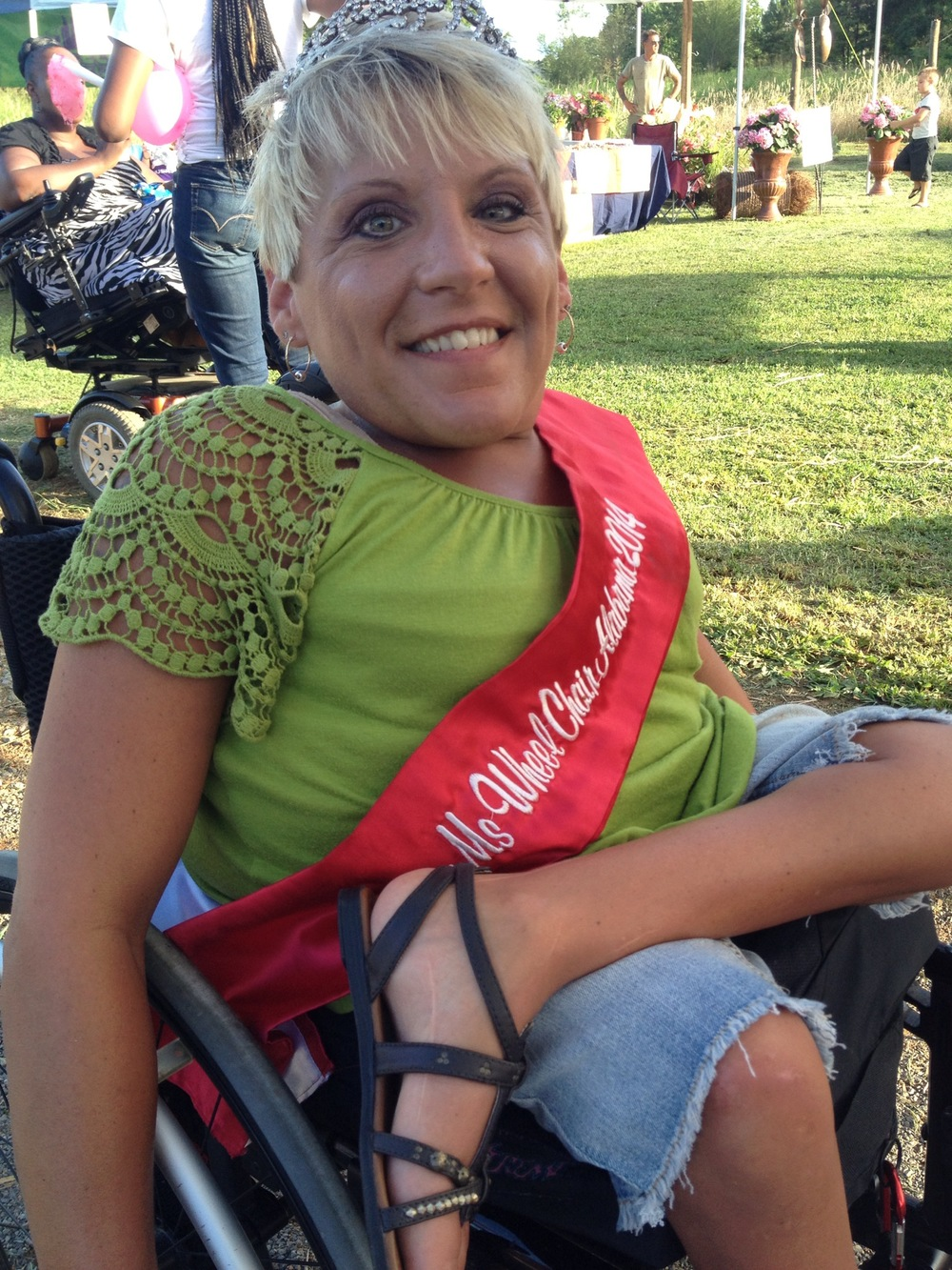 Country carnival for a Cause 2014 raises money for Miss Wheelchair Alabama