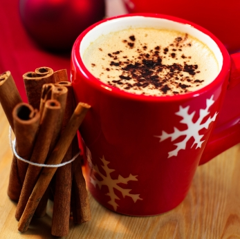 You can mix up the base for Hot Buttered Rum and keep it in the freezer until you are ready to make a batch. Perfect for holiday get-togethers.