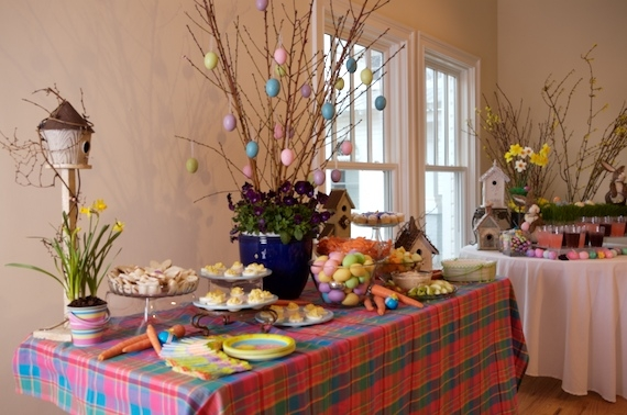 Easter egg hunt party ideas Martie Duncan