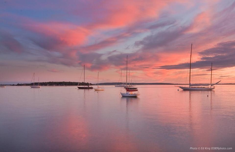 Maine coastal photo Michele Ragussis