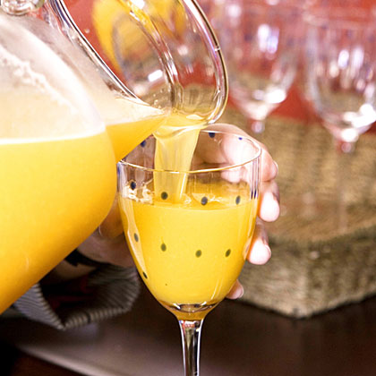 beverage ideas for a baby shower