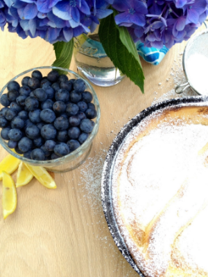 how to make a dutch baby puffy skillet pancake recipe