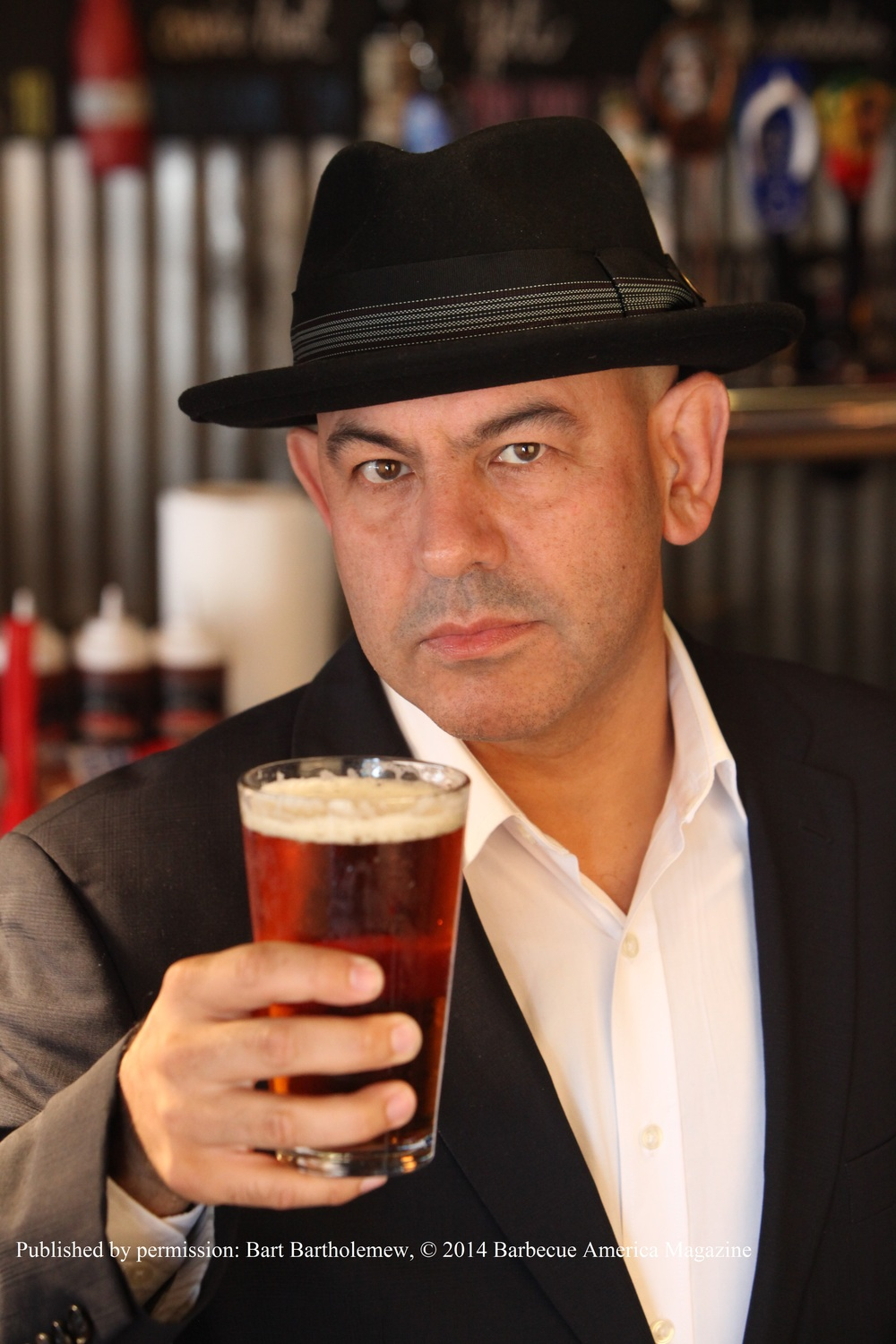 Food Network's toughest critic, Simon Majumdar. Photo: SimonMajumdar.com