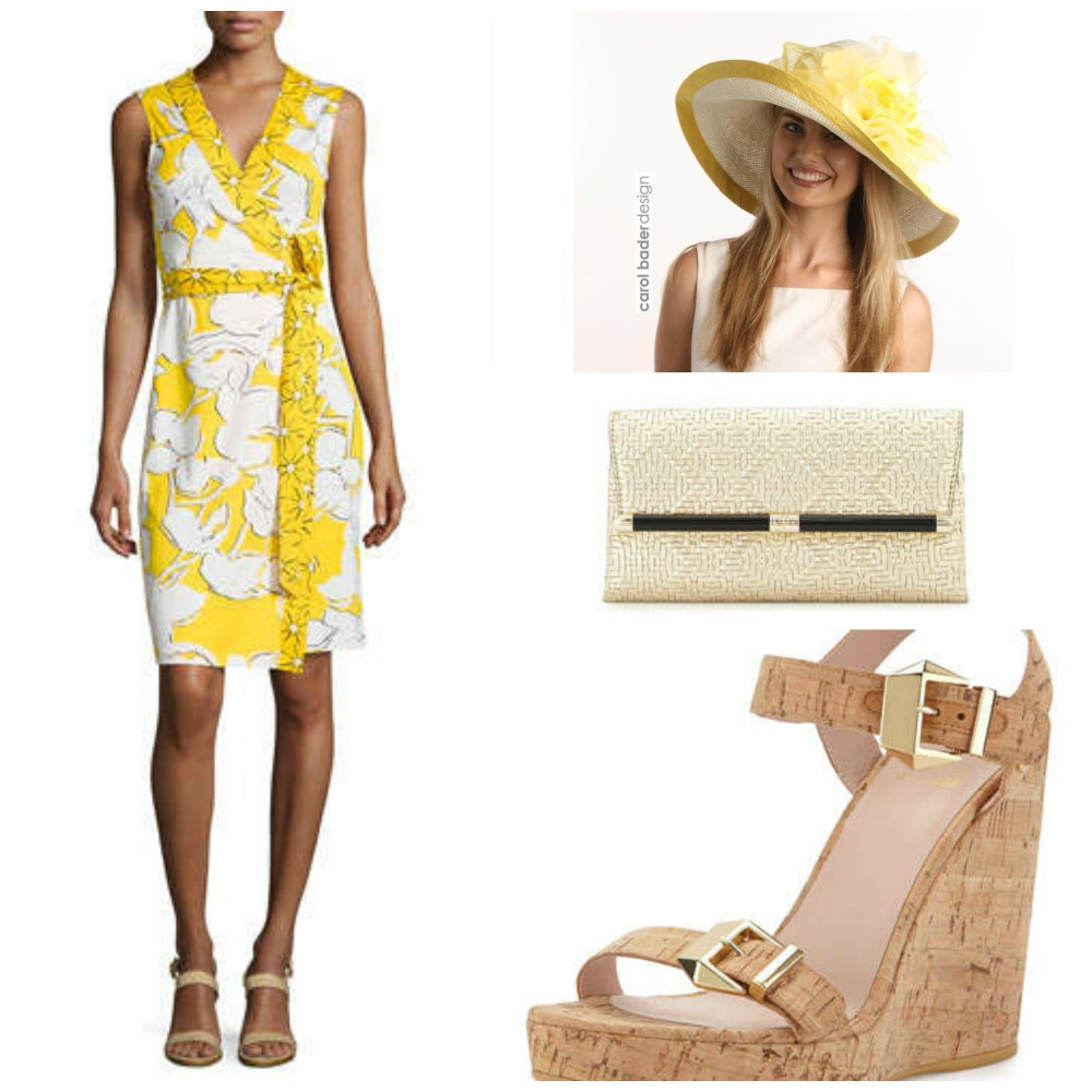 Flirty and Fun in Not So Mellow Yellow