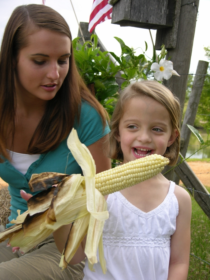 The best of summer: Grilled Corn