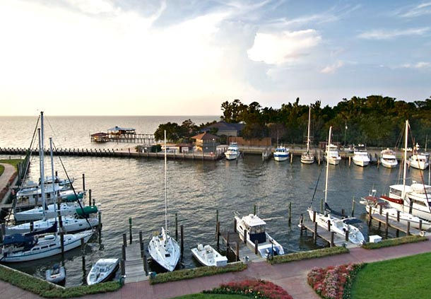 Marina View Grand Hotel Fairhope