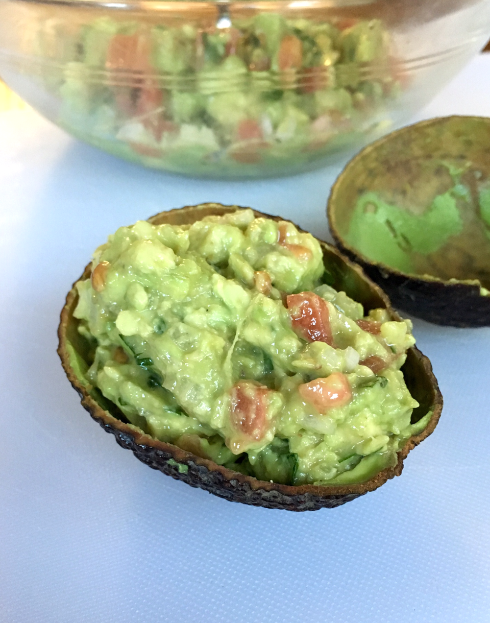 Perfect Party Guacamole Recipe