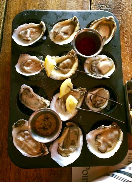 Alabama Farmed Oysters showcased at the Alabama Oyster Happy Hour included: Point Aux Pins, Massacre Island Oyster Ranch, and Isle Dauphine.