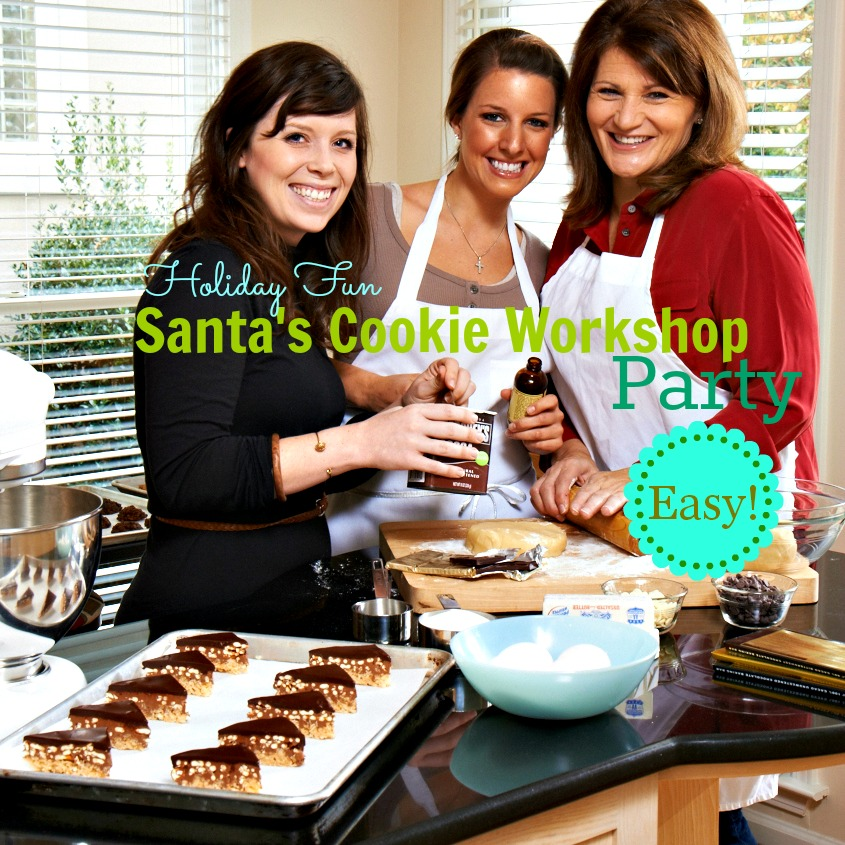 Christmas Party Ideas for Kids Cookie Workshop for Santa Martie Duncan.jpg
