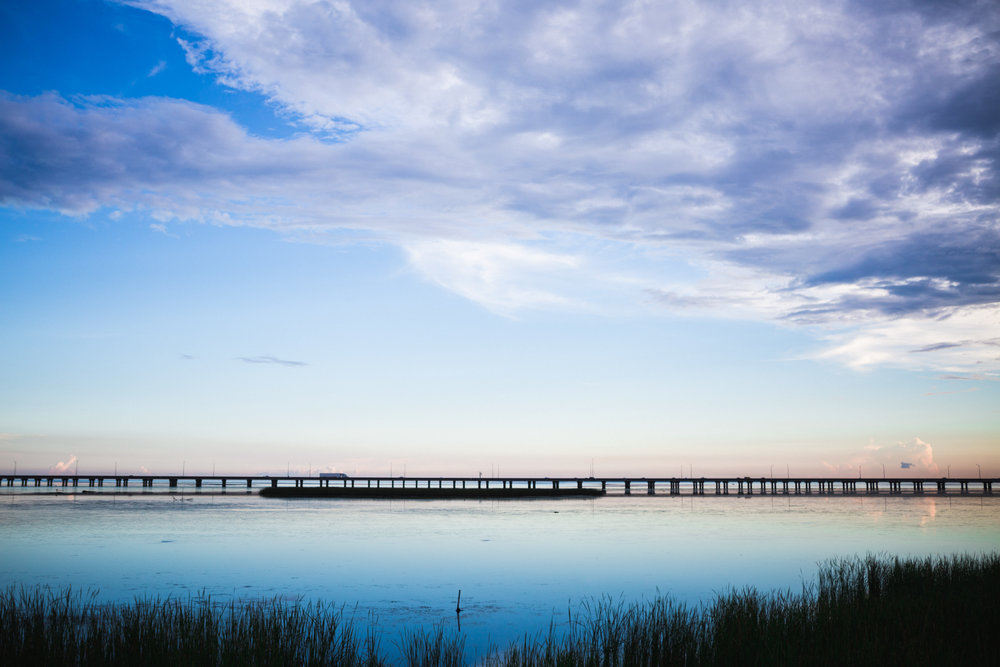 View of the Causeway Copyright Alabama Cravings