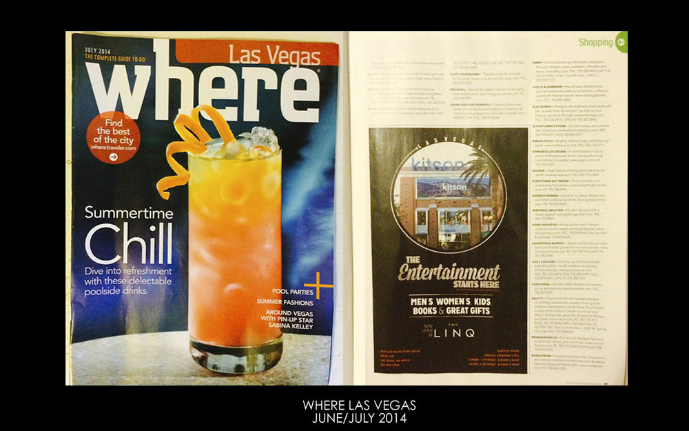 Where Las Vegas