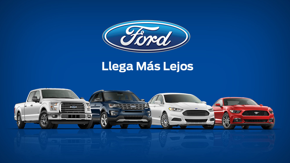 Ford Lineup - Univision