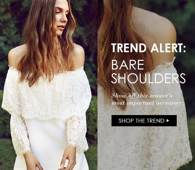 Bare Shoulders