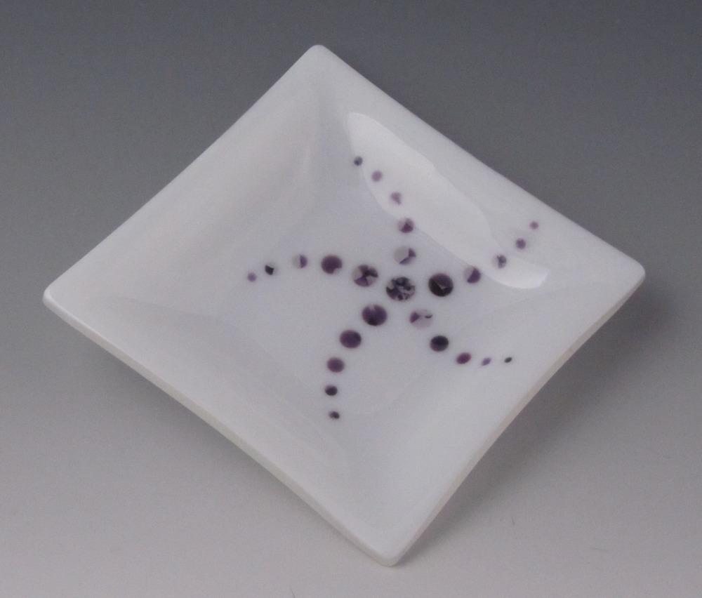 purple gem starfish dish