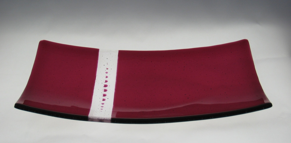 cranberry window plate