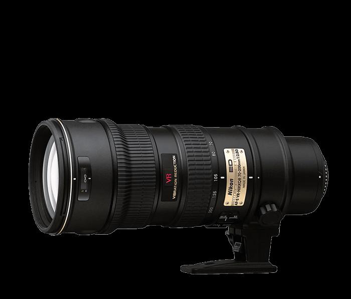 Nikon 70-200mm 2.8