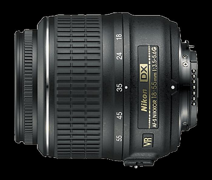 Nikon 18-55mm 3.5-5.6