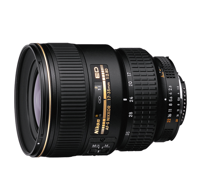 Nikon 17-35mm 2.8