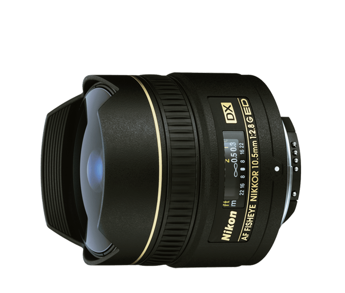 Nikon 10.5mm 2.8 Fisheye