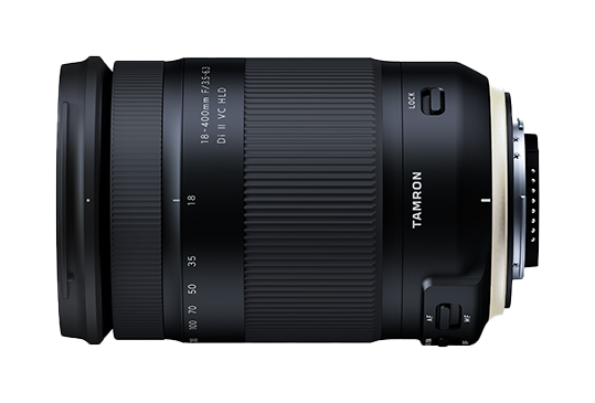 Tamron 18-400 for Canon & Nikon