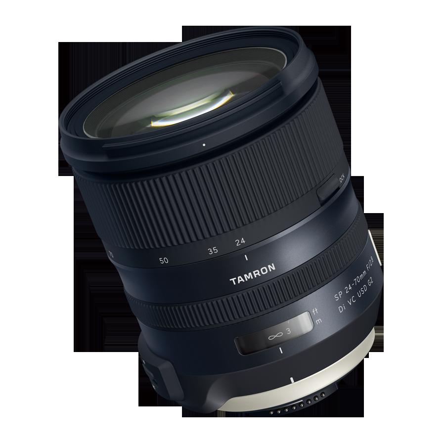 Tamron 24-70 f2.8 G2 for Canon & Nikon